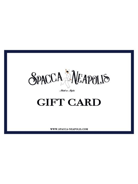 SPACCA NEAPOLIS GIFT CARD – 100€